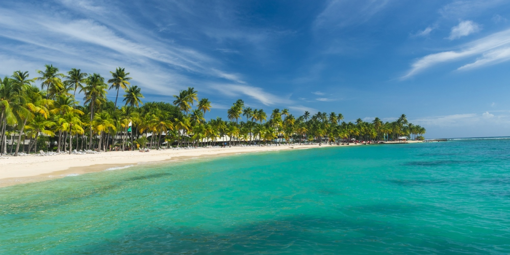 plages guadeloupe caravelle