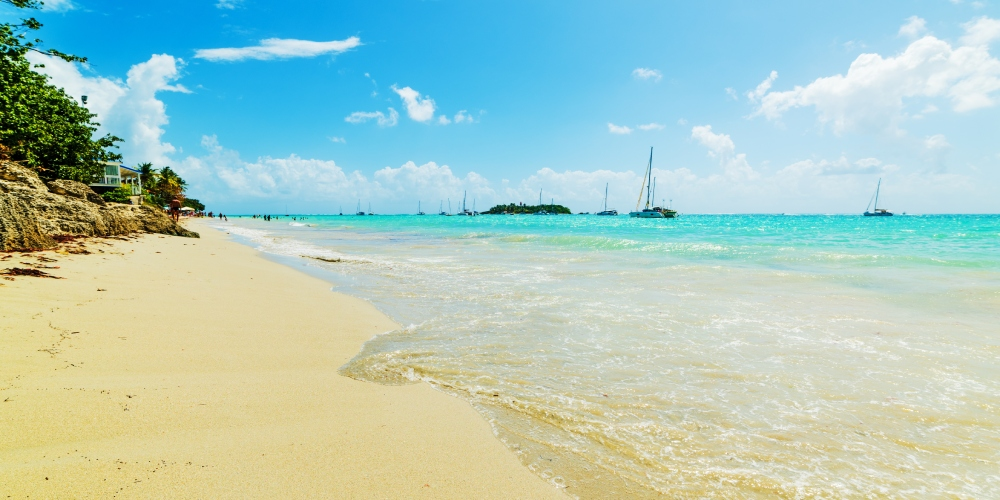 plages guadeloupe datcha