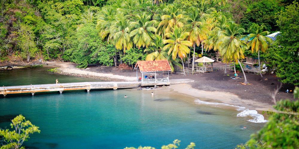 zotcar plus belle plage martinique anse noire anses d'arlet